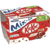 Yogur duo Kit Kat Duo NESTLÉ, pack 2x115 g