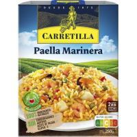 Paella marinera CARRETILLA, bandeja 250 g