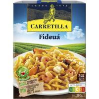 Fideua CARRETILLA, bandeja 250 g