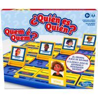 Juego ¿Quién es Quién?,edad rec:+6 años HASBRO GAMING