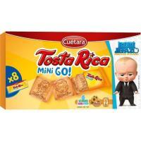 Mini Tosta Rica Go CUÉTARA, caja 240 g