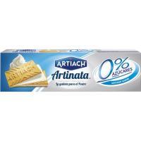 Galleta Artinata sin azúcar ARTIACH, paquete 175 g