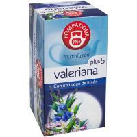 Infusión valeriana POMPADOUR, caja 20 sobres