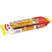 Donettes rayados DONETTES, 7 unid., paquete 151 g