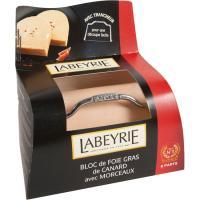 Bloc de pato-guillotina LABEYRIE, blister 300 g