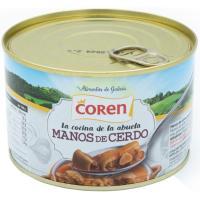 Manos de cerdo COREN, lata 440 g
