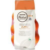Naranja para zumo EROSKI Natur, malla 2 kg