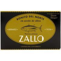 Bonito en aceite de oliva ZALLO, lata 112 g