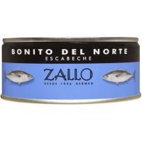 Bonito en escabeche ZALLO, lata 266 g
