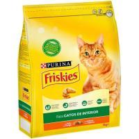 Alimento gato de interior FRISKIES, saco 3 kg