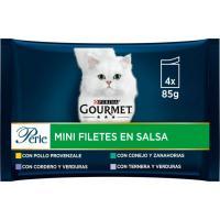 Alimento para gato exótico GOURMET Perle, pack 340 g