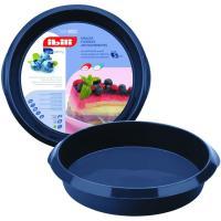 Molde silicona redondo alto Blueberry IBILI, 26x5,5cm