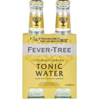 Tónica premium FEVER TREE pack 4x20 cl