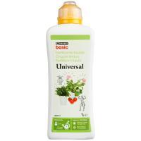 Fertilizante liquido universal EROSKI BASIC, 1l