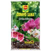 Abono para orquídea COMPO SANA, saco 5 litros