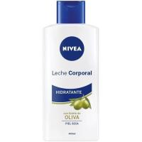 Body Milk con aceite de oliva NIVEA, bote 400 ml