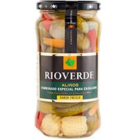 Aliño para ensaladas RIO VERDE, frasco 180 g