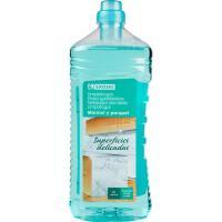 Limpiador superficies delicadas EROSKI, botella 1,5 litros