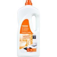 Limpiador cocina-baño con lejía EROSKI, botella 1,5 litros