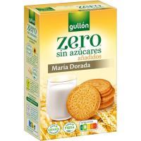 Galleta María dorada GULLÓN Diet Fibra, caja 400 g