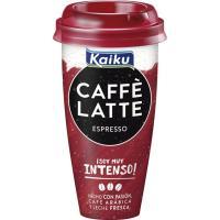 Expresso KAIKU Caffe Latte, vaso 230 ml