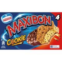 Maxibon Cookies NESTLÉ, pack 4x90 g