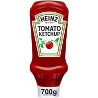 Ketchup HEINZ, bocabajo 700 g