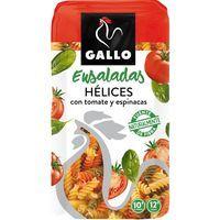 Helices con vegetales GALLO, paquete 750 g