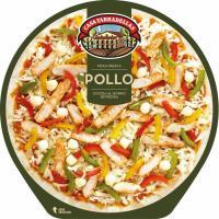 Pizza fresca de pollo TARRADELLAS, 1 ud., 410 g
