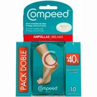 Ampollas medianas COMPEED, pack 2 unid.