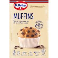 Muffins DR.OETKER, caja 370 g