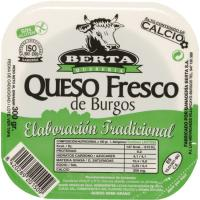 Queso fresco BERTA tarrina 300 g
