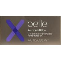 Gel en crema anticelulítico reafirmante belle, tarro 250 ml