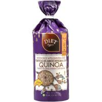 Tortita de arroz integral-quinoa DIET RADISSON, paquete 130 g