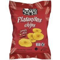 Chifles picantes AMÉRICA, bolsa 75 g