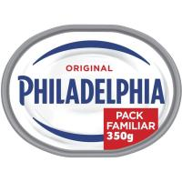 Queso natural PHILADELPHIA, tarrina 350 g