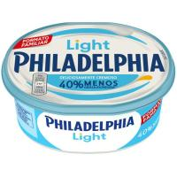 Queso light PHILADELPHIA, tarrina 350 g