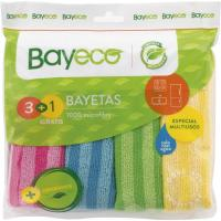 Bayeta de microfibra BAYECO, pack 3 unid.
