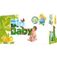 Pañal ecológico Talla 2 BIO BABY, paquete 40 unid.