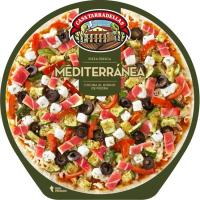 Pizza mediterránea CASA TARRADELLAS, 1 ud., 410 g