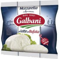 Mozzarella Bufala GALBANI, bolsa 125 g