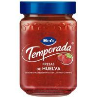 Mermelada de fresa de temporada HERO, frasco 350 g
