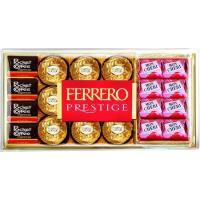 Bombones FERRERO Prestige, 12 unid., caja 246 g