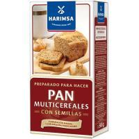 Pan multicereal HARIMSA, caja 500 g