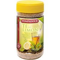 Té soluble limón POMPADOUR, frasco 400 g