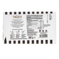 Chocolate a la taza 42% LACASA, tableta 300 g