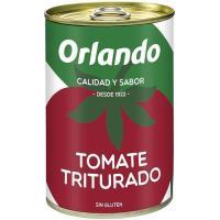 Tomate triturado ORLANDO, lata 400 g