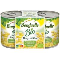 Maíz Bio BONDUELLE, pack 2x140 g