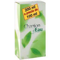 Colonia para mujer CHANSON D`EAU, frasco 200 ml