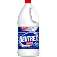 Lejía para lavadora NEUTREX Futura Azul, garrafa 2 litros